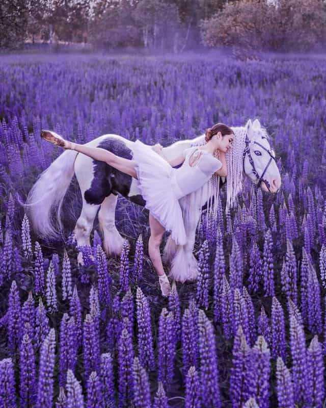 Fotoğraf Sanatçısı dans güzel